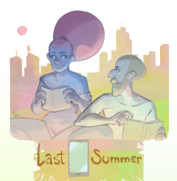 Cover Last Summer